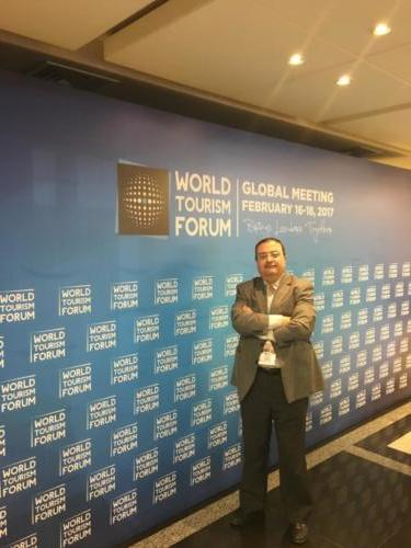 Tourism Wold Forum , Istanbul